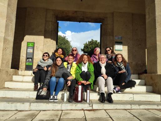 El Moviment Feminista de Mallorca explica sus acciones para el 25N, Dia internacional per a l'eliminació de la violència contra les dones.