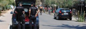 Una joven, detenida tres veces en pocos días por robar a turistas en la Playa de Palma