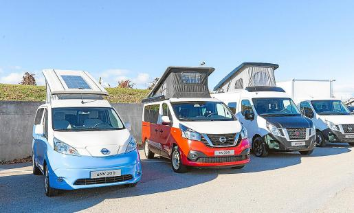 Una amplia gama de vehículos comerciales con una solución para cada necesidad profesional.