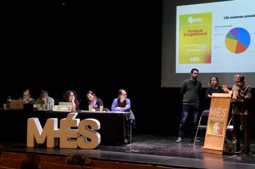 Reunión de la IV Asamblea General celebrada en Santa María del Camí.
