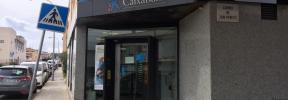 Asaltan por la noche una sucursal bancaria de La Vileta y roban dinero