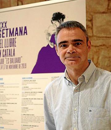 Bartomeu Fiol presente este domingo su libro sobre los refugios antiaéreos de Palma.