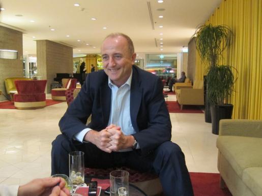 El exministro de Industria Miguel Sebastián, durante el Gobierno de José Luis Rodríguez Zapatero.