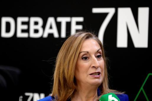 Ana Pastor, expresidenta del Congreso con el PP.