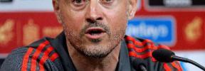 Luis Enrique regresa a la Selección