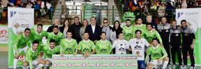 El Palma Futsal On Tour se estrena en Calvià