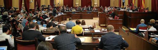 Si las enmiendas de Més per Menorca prosperan en comisión, deberán volver a votarse en el pleno.