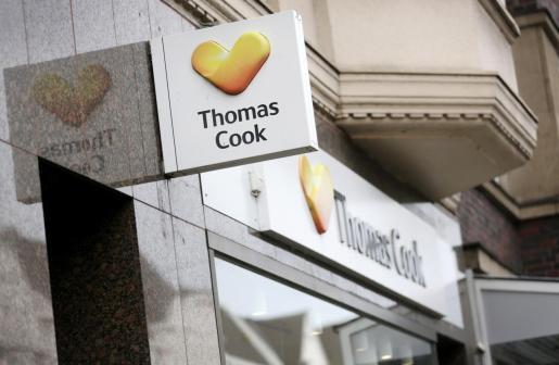 Cierra la filial alemana de Thomas Cook.