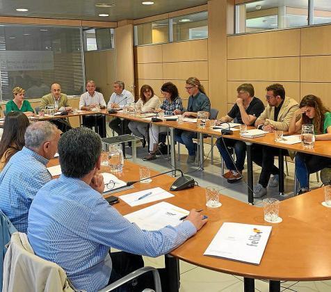 La Federació d'Entitats Locals representa a todos los ayuntamientos de Baleares, con miembros de todos los partidos políticos. Las siglas, no obstante, no les han impedido unirse para defender intereses comunes, como en este caso.