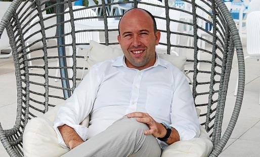 Joan Enric Capellà, CEO de Som Hotels
