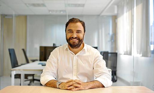 Pep Cañellas, propietario de Fergus Hotels.