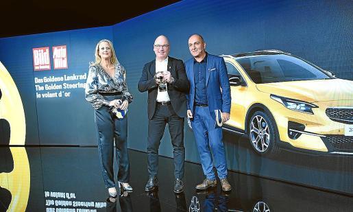 El nuevo 'crossover' gana el premio al Mejor coche por debajo de 35.000 euros.