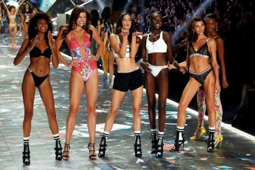 Imágenes del último desfile de Victoria's Secret, celebrado el 9 de noviembre de 2018.