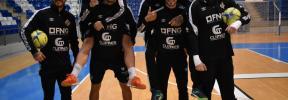 El Palma Futsal mide su fiabilidad en Tudela