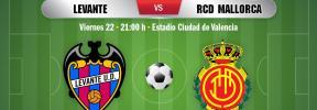 Levante-Real Mallorca, en directo