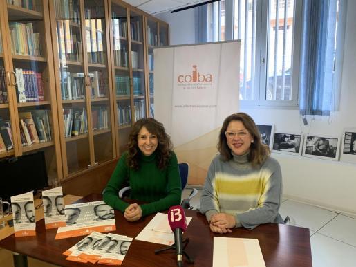 Presentación de la campaña contra las agresiones a las enfermeras de Baleares.