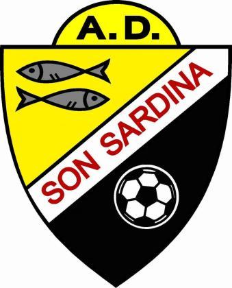 Imagen del escudo del A.D. Son Sardina