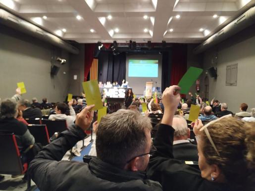 Més per Mallorca ha aprobado en su Asamble General una 'Permanente' para «gestionar el día a día» de la formación,