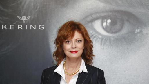 Imagen de archivo de la actriz.