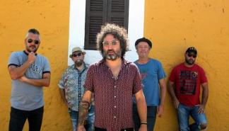 Urtain presenta en La Movida su nuevo álbum, 'Buenos tiempos para la épica'