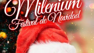 Festival de Navidad de Milenium Escuela de Baile en Trui Teatre