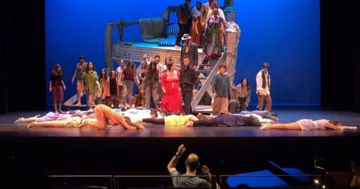 'El diluvi de Noè', en el Teatre Principal de Palma.