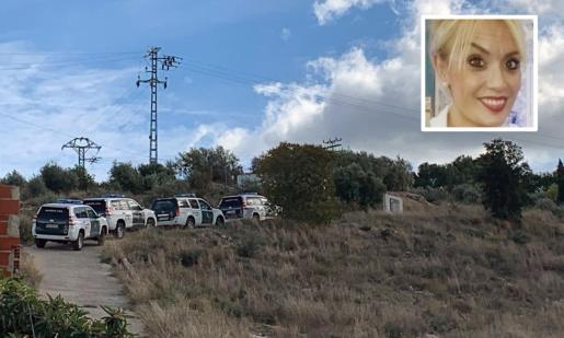 La Guardia Civil busca a la joven Marta Calvo, en la imagen, desaparecida en Manuel (Valencia) tras una cita a ciegas.