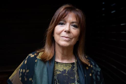 La cantante mallorquina, Maria del Mar Bonet.