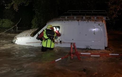 El sureste de Francia se ha visto sumido en el caos durante la última semana debido a las fuertes tormentas, el bloqueo de las carreteras y la suspensión temporal del servicio ferroviario entre Niza y Tolón.