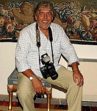 Fallece el fotoperiodista Juanjo Vega, muy unido a Mallorca.