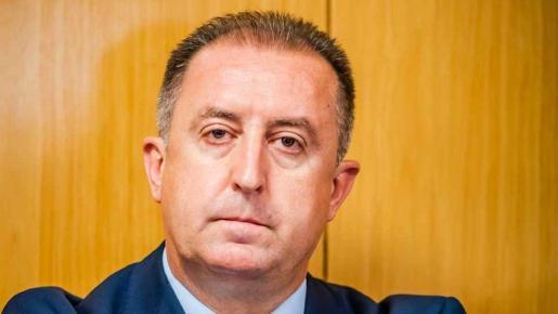 Antonio Francisco Barrionuevo, exconcejal de Vox.