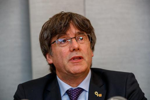 Carles Puigdemont, expresident de la Generalitat.
