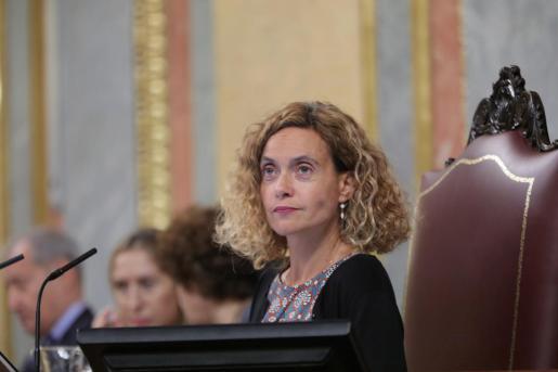 Meritxell Batet repite como presidenta del Congreso.