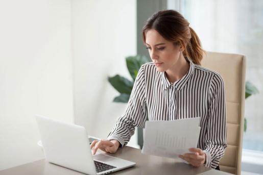 El informe de vida laboral se puede consultar de manera electrónica.