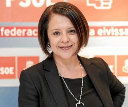 La ibicenca Sofía Hernanz, es diputada del PSIB-PSOE y estará en la Mesa del Congreso.