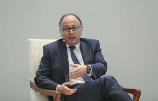Luis Gallego, en una imagen de archivo.