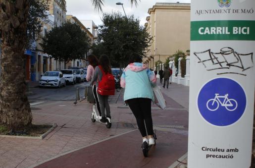 Los patinetes eléctricos han proliferado por las calles de Baleares.