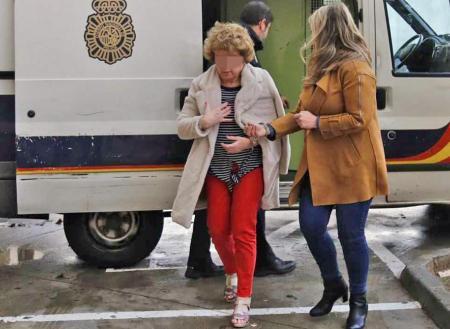 Exprofesora de la UIB arrestada