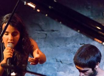 Conciertos en Mallorca: Júlia Colom y Toni Vaquer actúan en el Teatre Principal de Palma