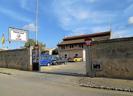 Imagen de archivo del cuartel de la Policía Local de Llumajor.