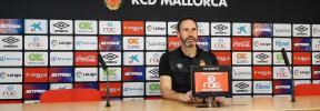 Vicente Moreno: «Tenemos que hacer un partido inmaculado para sacar algo positivo del Camp Nou»