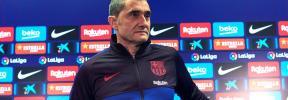 Valverde: «El Mallorca vendrá con la intención de plantar cara»