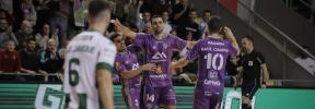 El Palma Futsal gana al Córdoba en un Son Moix lleno y sigue tercero