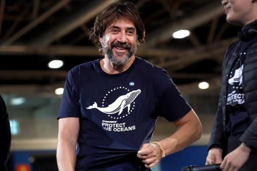 GRAF4559. MADRID, 06/12/2019.- un evento sobre la protección de los océanos, dentro de la quinta jornada de la Cumbre del Clima que se celebra estos días en Madrid.