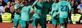 El Real Madrid vence al Espanyol sin forzar la máquina