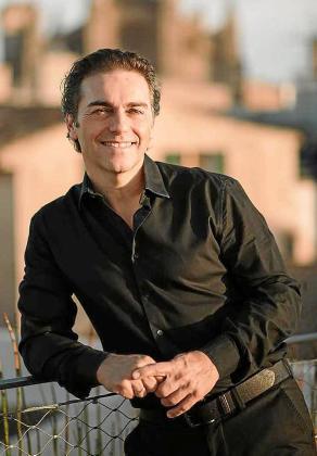 El maestro mallorquín José María Moreno.