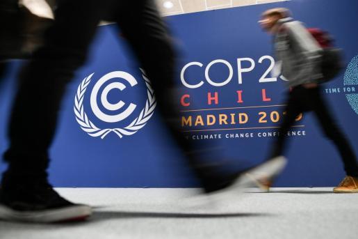 Imagen de la cumbre del clima COP25 celebrad en Madrid.