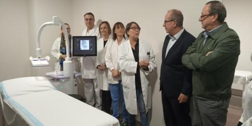 El Hospital Son Llàtzer incorpora nueva tecnología pagada por la fundación del dueño de Inditex.