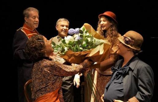 'La Xirgu: visca el teatre' recala en el Teatre Sa Societat de Calvià.