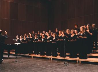 Concierto en Mallorca: El Coro del Teatre Principal actúa en Sa Màniga